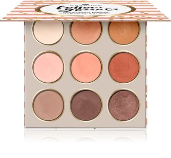 Essence Follow Your ♡ Lidschatten-Palette