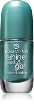 Essence Shine Last & Go! lak na nehty