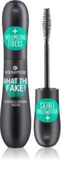 Essence WHAT THE FAKE! Mascara für längere und dichtere Wimpern