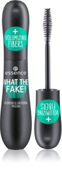 Essence What The Fake! підкручуюча подовжуюча туш для вій