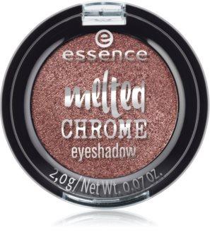 Essence Melted Chrome oční stíny