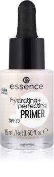 Essence Hydrating + Perfecting hydratačná podkladová báza pod make-up