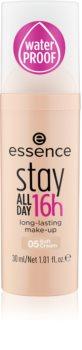 Essence Stay ALL DAY 16h dlouhotrvající make-up