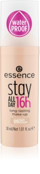 Essence Stay All Day 16h langanhaltendes Foundation