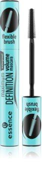 Essence Maximum DEFINITION mascara rezistent la apă, pentru volum