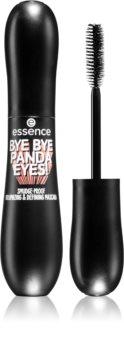 Essence Bye Bye Panda Eyes! mascara rezistent, pentru volum