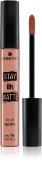 Essence Stay 8h Matte langanhaltender flüssiger Lippenstift
