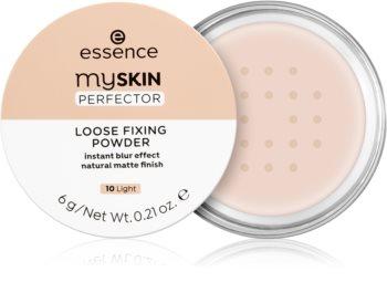 Essence My Skin Perfector pudra de fixare