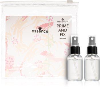 Essence Prime and Fix cestovní balení