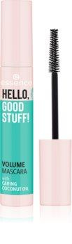 Essence Hello, Good Stuff! Mascara für Volumen mit Kokosöl