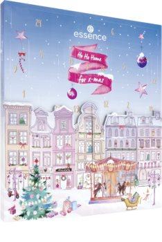 Essence Ho Ho Home kalendarz adwentowy