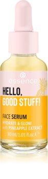 Essence Hello, Good Stuff! Pineapple Extract rozjasňující hydratační sérum