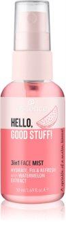 Essence HELLO, GOOD STUFF! Watermelon brume visage 3 en 1