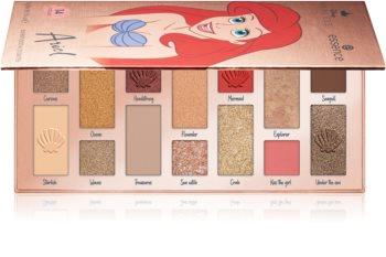 Essence Disney Princess Ariel paleta cieni do powiek