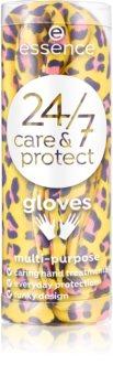 Essence 24/7 Care & Protect máscara regeneradora para mãos em forma de luvas