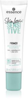 Essence Skin Lovin' Sensitive feuchtigkeitsspendender Primer unter dem Make-up