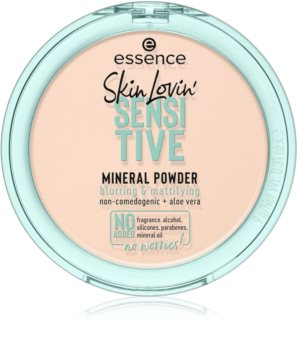 Essence Skin Lovin' Sensitive Mineralpuder