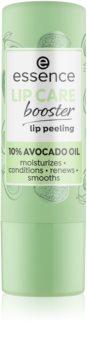 Essence Lip Care Booster Lippenpeeling mit Avokado