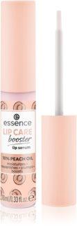Essence Lip Care Booster hydratisierendes Serum für Lippen