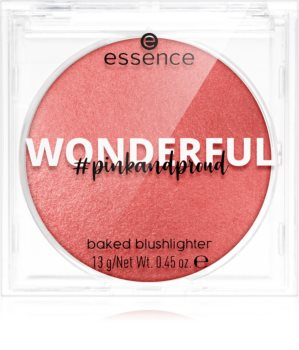 Essence Pink and Proud Wonderful fard de obraz sub forma de pudra