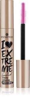 Essence The Glowing Golds I Love Extreme Mascara für Volumen