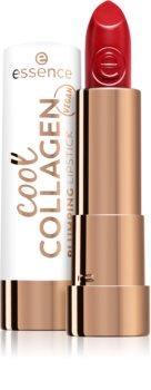 Essence Cool Collagen Plumping pflegender Lippenstift mit kühlender Wirkung