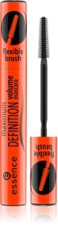 Essence Maximum DEFINITION Wimperntusche für voluminöse und definierte Wimpern