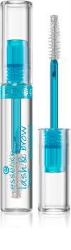Essence Lash & Brow mascara gel cils et sourcils