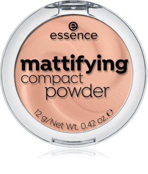 Essence Mattifying Kompaktpuder mit Matt-Effekt