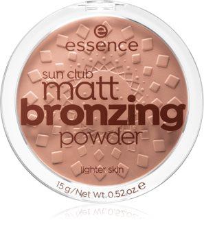 Essence Sun Club Bronzing Powder