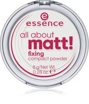 Essence All About Matt! Translucent Compact Powder