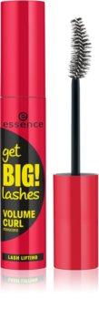 Essence Get Big! Lashes μάσκαρα για όγκο και περιστροφή των βλεφαρίδων