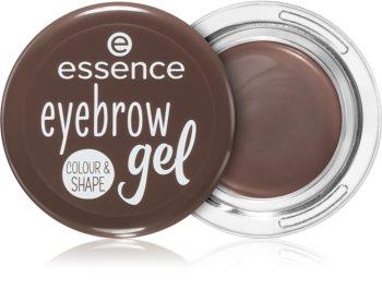 Essence Eyebrow Gel gel pentru sprancene