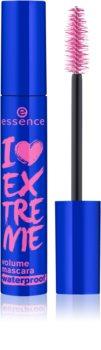 Essence I Love Extreme mascara waterproof cils volumisés