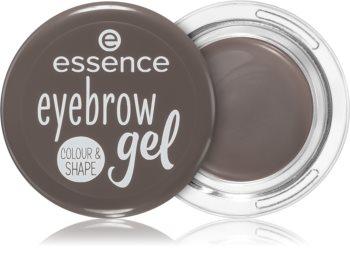 Essence Eyebrow Gel gél na obočie