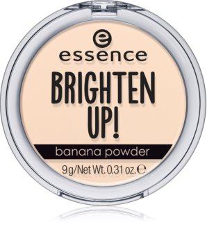 Essence Brighten Up! zmatňujúci púder