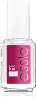 Essie  Good To Go protecteur de vernis à séchage rapide
