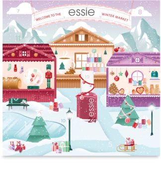 Essie  Nails ádventi naptár (körmökre)