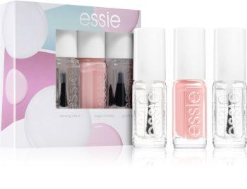 Essie  Mini Triopack Set mit Nagellacken 3 pc