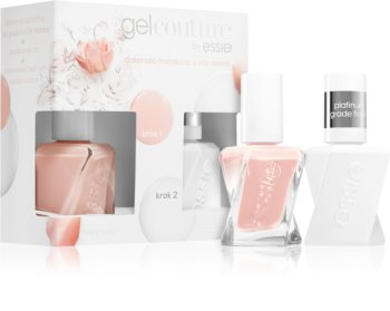 Essie  Gel Couture Duo Pack lak na nehty DUO BALENÍ