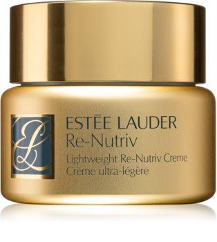Estée Lauder Re-Nutriv ľahký hydratačný krém s vyhladzujúcim efektom