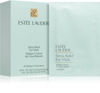 Estée Lauder Stress Relief maska na oči pro všechny typy pleti