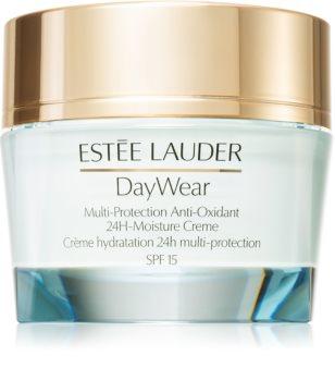 Estée Lauder DayWear Multi-Protection Anti-Oxidant 24H-Moisture Creme nawilżający krem na dzień do skóry suchej