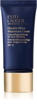 Estée Lauder Double Wear Maximum Cover Högtäckande foundation för ansikte och kropp