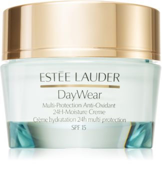 Estée Lauder DayWear Multi-Protection Anti-Oxidant 24H-Moisture Creme ochronny krem  na dzień do cery normalnej i mieszanej