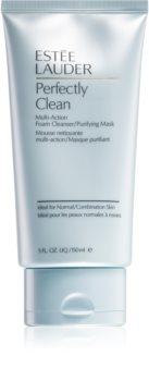Estée Lauder Perfectly Clean Multi-Action Foam Cleanser/Purifying Mask Foam Cleanser 2 in 1
