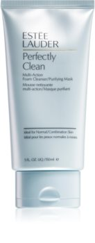 Estée Lauder Perfectly Clean Multi-Action Foam Cleanser/Purifying Mask pianka oczyszczająca 2 w 1
