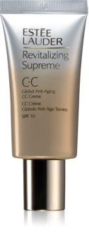 Estée Lauder Revitalizing Supreme Global Anti-Aging CC Creme krem CC o działaniu odmładzającym SPF 10