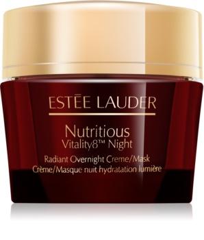 Estée Lauder Nutritious Vitality8™ Night crema de noche iluminadora