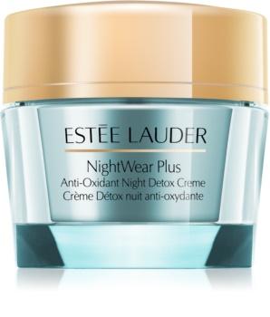 Estée Lauder NightWear Plus crema de noche desintoxicante